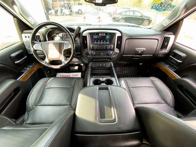 2015 Chevrolet Silverado 3500HD LTZ Madison, NC 27