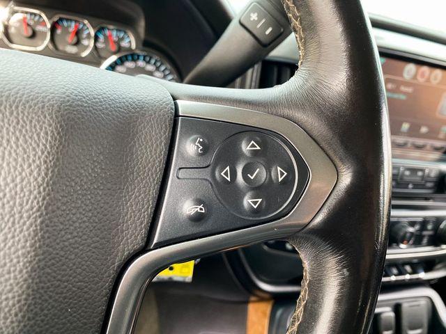 2015 Chevrolet Silverado 3500HD LTZ Madison, NC 35