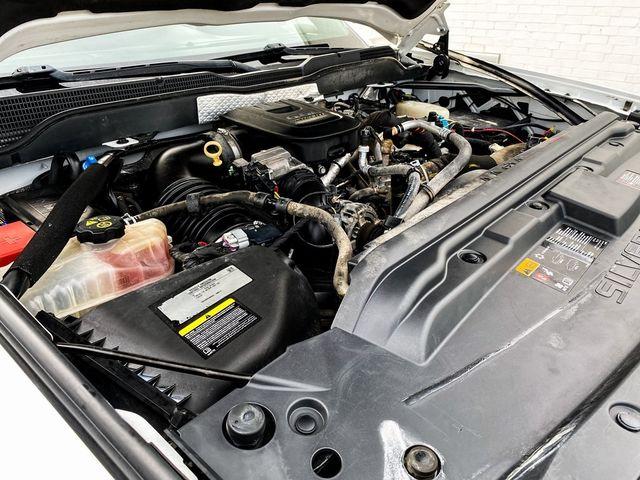 2015 Chevrolet Silverado 3500HD LTZ Madison, NC 46