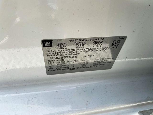 2015 Chevrolet Silverado 3500HD LTZ Madison, NC 48