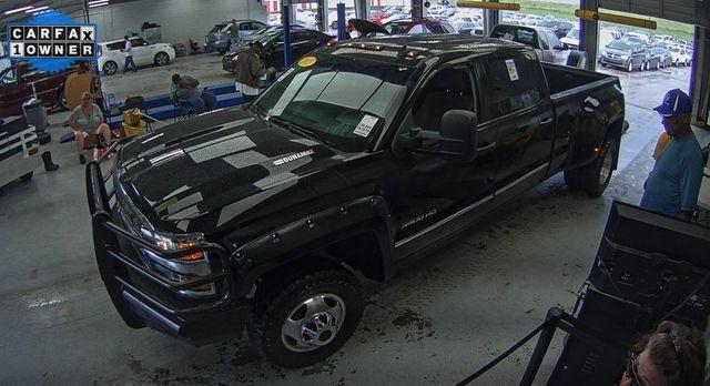 2015 Chevrolet Silverado 3500HD LT Madison, NC 2