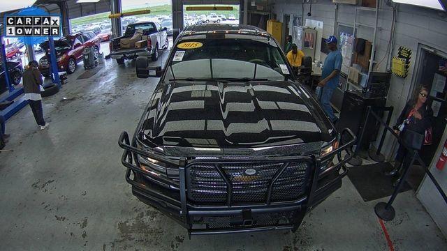 2015 Chevrolet Silverado 3500HD LT Madison, NC 5