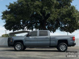 2015 Chevrolet Silverado 3500HD Crew Cab LT Z71 6.6L Duramax Turbo Diesel 4X4 in San Antonio Texas, 78217