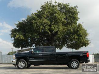 2015 Chevrolet Silverado 3500HD Crew Cab LTZ Z71 6.6L Duramax Turbo Diesel 4X4 in San Antonio Texas, 78217