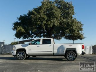 2015 Chevrolet Silverado 3500HD Crew Cab High Country 6.6L Duramax Diesel 4X4 in San Antonio Texas, 78217