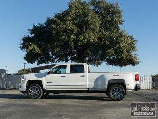 2015 Chevrolet Silverado 3500HD Crew Cab High Country 6.6L Duramax Diesel 4X4 in San Antonio Texas, 78217