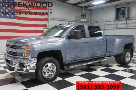2015 Chevrolet Silverado 3500HD LT 4x4 Diesel Allison Dually 1 Owner Chrome CLEAN in Searcy, AR