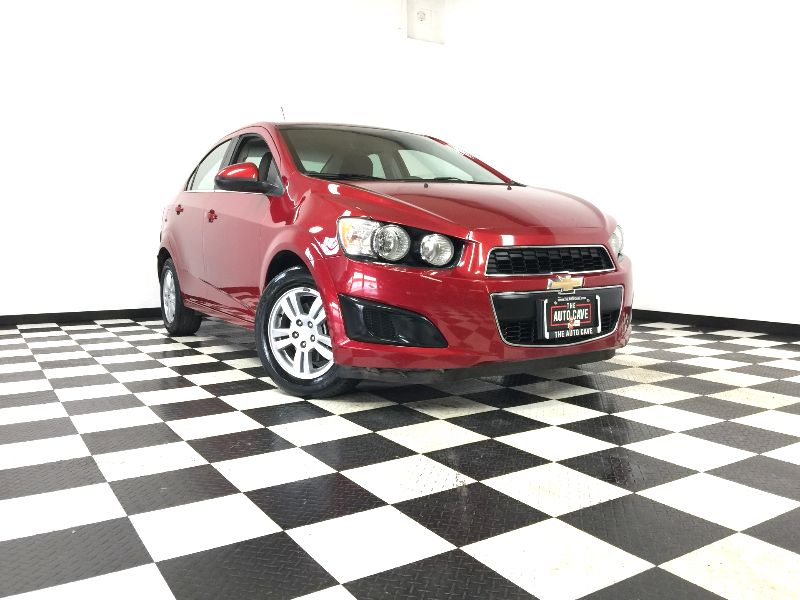 2015 Chevrolet Sonic *Get APPROVED in Minutes!* | The Auto Cave in Addison