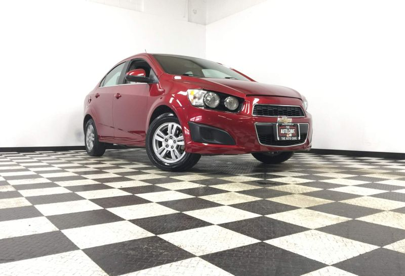 2015 Chevrolet Sonic *Drive TODAY & Make PAYMENTS* | The Auto Cave in Addison