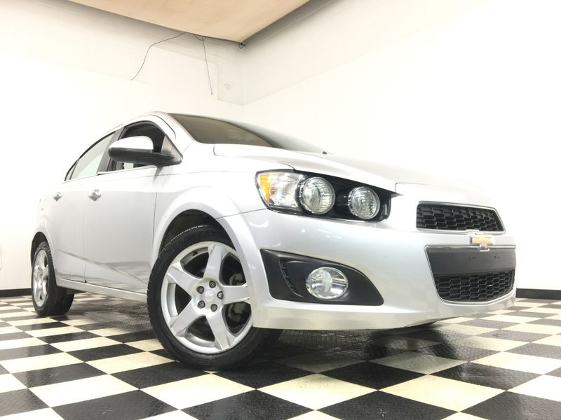 2015 Chevrolet Sonic *Affordable Payments*   The Auto Cave in Addison