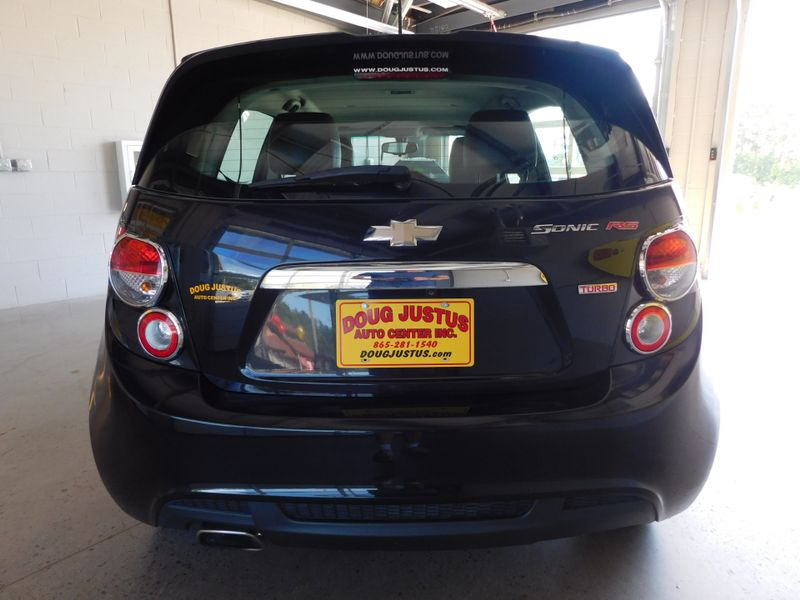 2015 Chevrolet Sonic RS  city TN  Doug Justus Auto Center Inc  in Airport Motor Mile ( Metro Knoxville ), TN