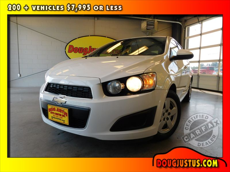 2015 Chevrolet Sonic LS  city TN  Doug Justus Auto Center Inc  in Airport Motor Mile ( Metro Knoxville ), TN