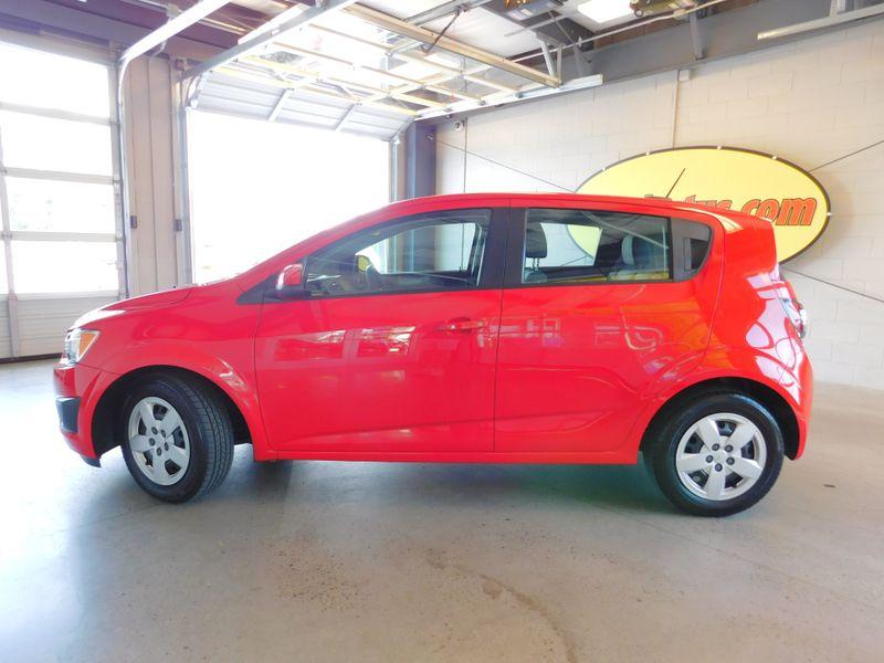 2015 Chevrolet Sonic LS  city TN  Doug Justus Auto Center Inc  in Airport Motor Mile ( Metro Knoxville ), TN