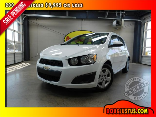 2015 Chevrolet Sonic LS in Airport Motor Mile ( Metro Knoxville ), TN 37777