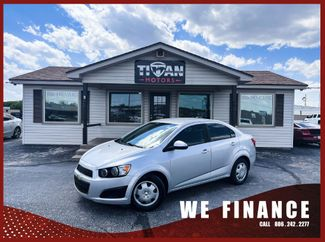 2015 Chevrolet Sonic LS in Amarillo, TX 79110