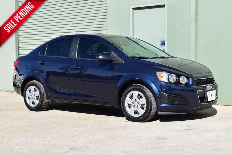 2015 Chevrolet Sonic LS | Arlington, TX | Lone Star Auto Brokers, LLC