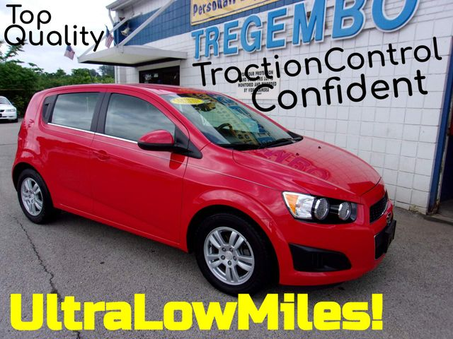 2015 Chevrolet Sonic LT in Bentleyville, Pennsylvania 15314