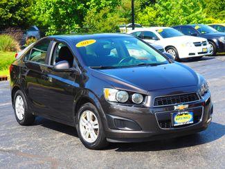 2015 Chevrolet Sonic LT | Champaign, Illinois | The Auto Mall of Champaign in Champaign Illinois