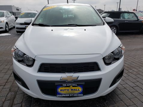 2015 Chevrolet Sonic LS | Champaign, Illinois | The Auto Mall of Champaign in Champaign, Illinois