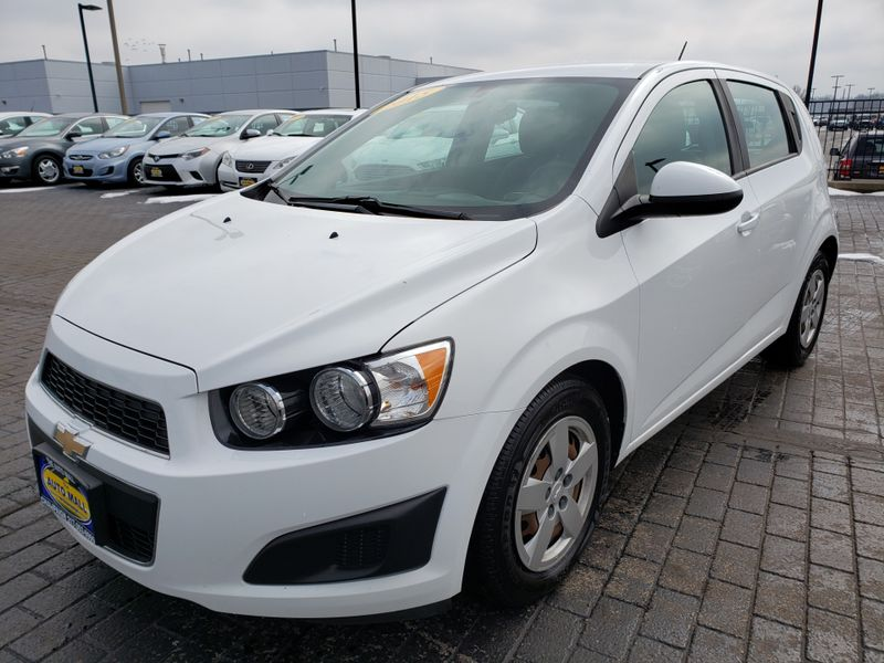 2015 Chevrolet Sonic LS | Champaign, Illinois | The Auto Mall of Champaign in Champaign Illinois