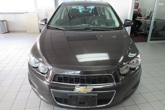 2015 Chevrolet Sonic LT Chicago, Illinois 3