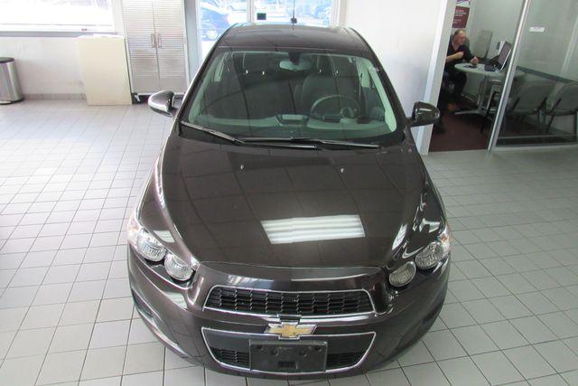 2015 Chevrolet Sonic LT Chicago, Illinois 4