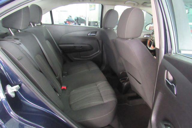 2015 Chevrolet Sonic LT Chicago, Illinois 8