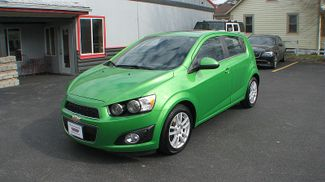 2015 Chevrolet Sonic LT in Coal Valley, IL 61240