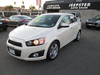 2015 Chevrolet Sonic LTZ in Costa Mesa California, 92627