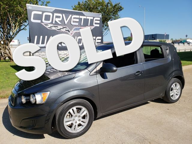 2015 Chevrolet Sonic Sedan LT Turbo Auto, Mylink, Alloy Wheels Only 57k | Dallas, Texas | Corvette Warehouse  in Dallas Texas