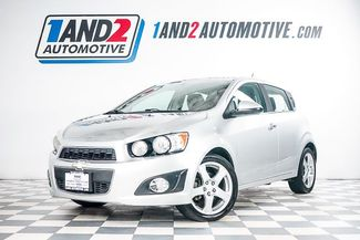 2015 Chevrolet Sonic LTZ in Dallas TX