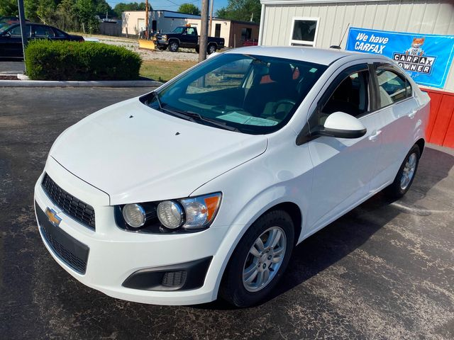 2015 Chevrolet Sonic LT *SOLD
