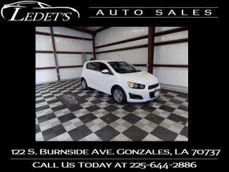 2015 Chevrolet Sonic LT - Ledet's Auto Sales Gonzales_state_zip in Gonzales
