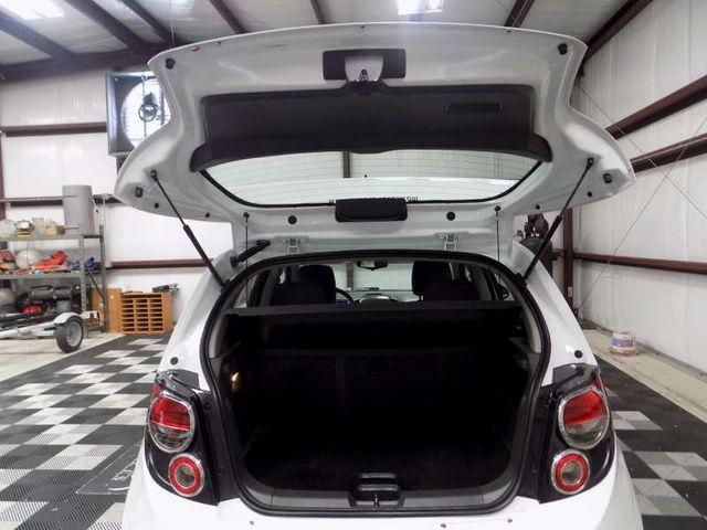 2015 Chevrolet Sonic LT in Gonzales, Louisiana 70737