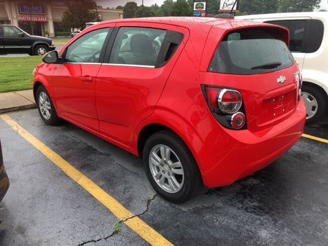 2015 Chevrolet Sonic LT   Hot Springs, AR   Central Auto Sales in Hot Springs, AR