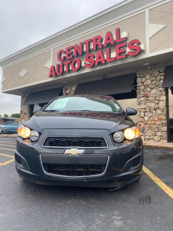 2015 Chevrolet Sonic LT | Hot Springs, AR | Central Auto Sales in Hot Springs, AR