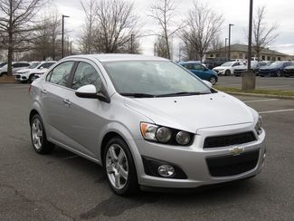 2015 Chevrolet Sonic LTZ in Kernersville, NC 27284