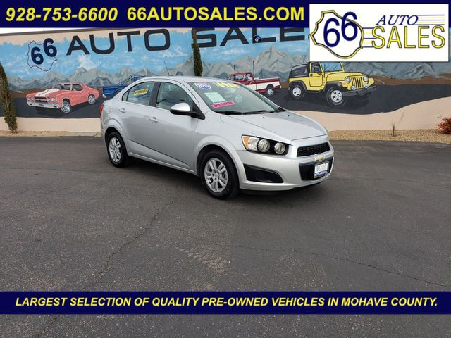 2015 Chevrolet Sonic LT in Kingman, Arizona 86401