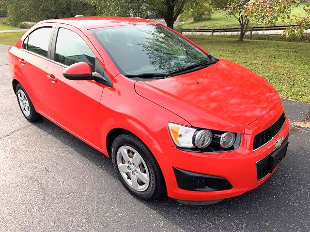 2015 Chevrolet Sonic LS in Knoxville, Tennessee 37920