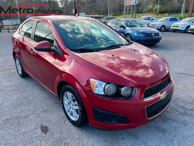2015 Chevrolet Sonic LT in Knoxville, Tennessee 37917