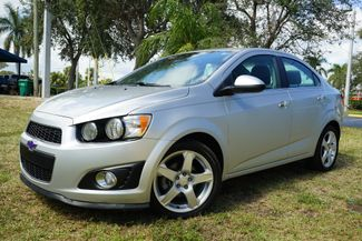2015 Chevrolet Sonic LTZ in Lighthouse Point FL