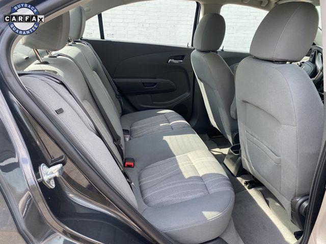 2015 Chevrolet Sonic LT Madison, NC 9