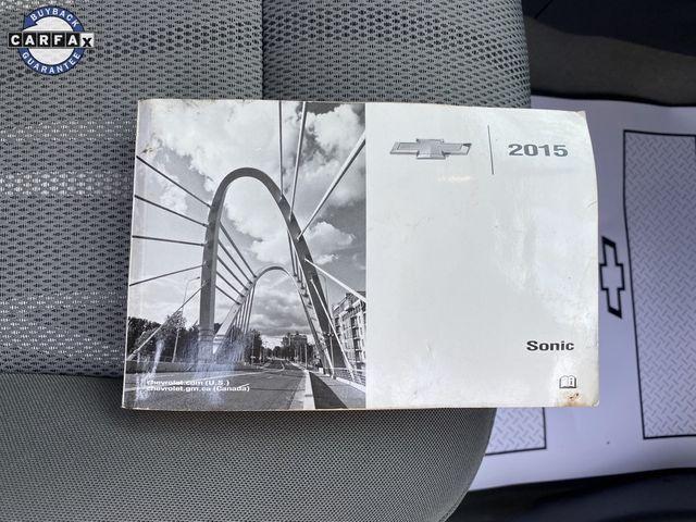 2015 Chevrolet Sonic LT Madison, NC 14