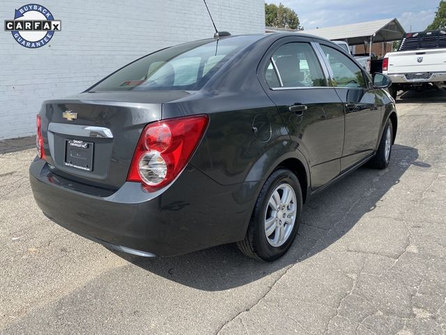 2015 Chevrolet Sonic LT Madison, NC 1