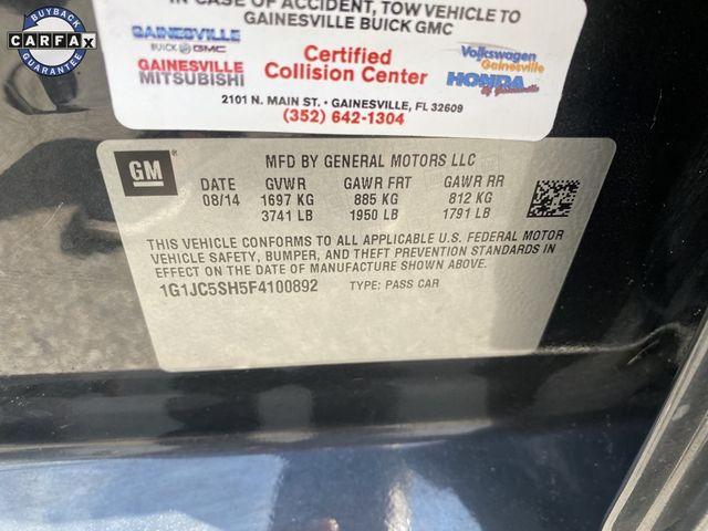 2015 Chevrolet Sonic LT Madison, NC 32