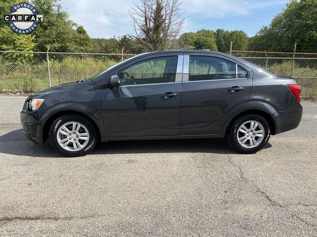 2015 Chevrolet Sonic LT Madison, NC 4