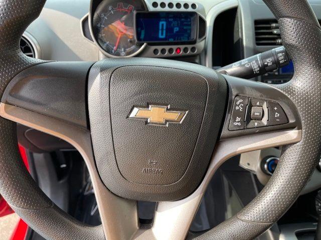 2015 Chevrolet Sonic LS in Medina, OHIO 44256