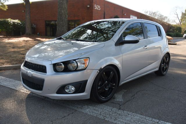 2015 Chevrolet Sonic LTZ in Memphis, Tennessee 38128