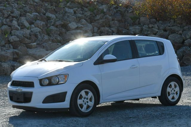 2015 Chevrolet Sonic LS Naugatuck, Connecticut