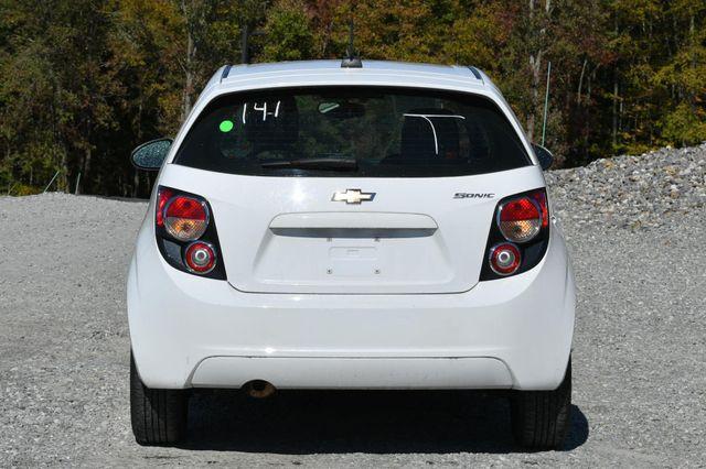 2015 Chevrolet Sonic LS Naugatuck, Connecticut 3